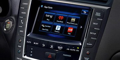 How to Fix Lexus Navigation Repair