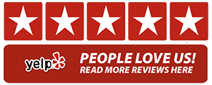 Auto Repair Yelp 5-Star Review Graphic