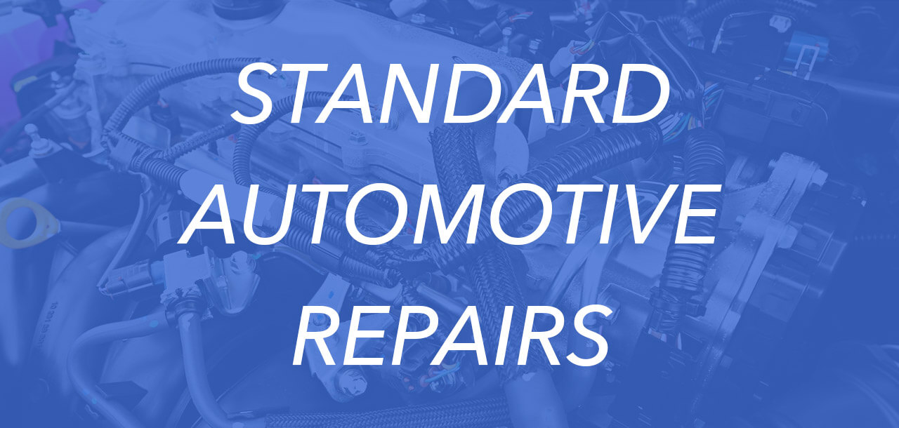 Mesa Repair Shop, Mesa Mechanic Standard Automotive Repairs