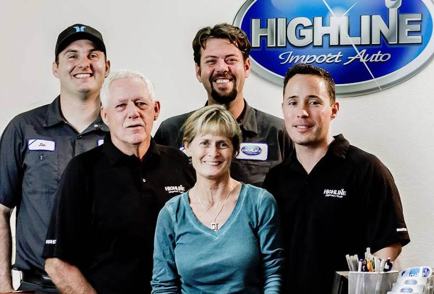 Highline Car Care Auto Repair in Mesa