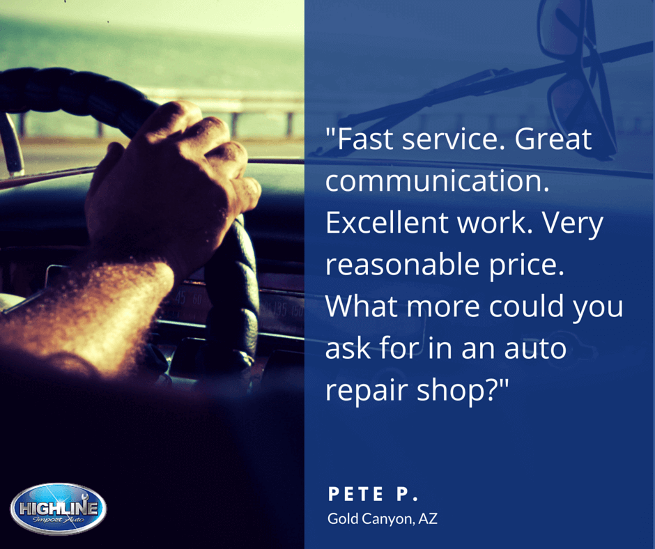 Mesa auto repair shop review image