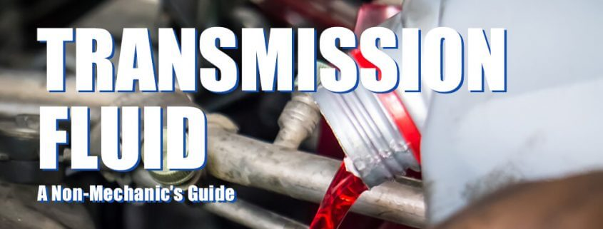 Featured image for transmission fluid change
