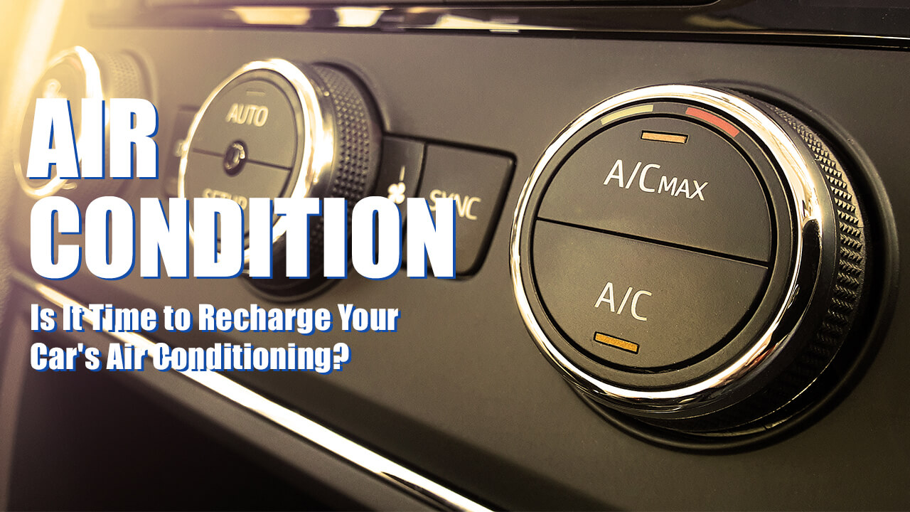How Does Ac Work  Automotive Air Conditioning Basics